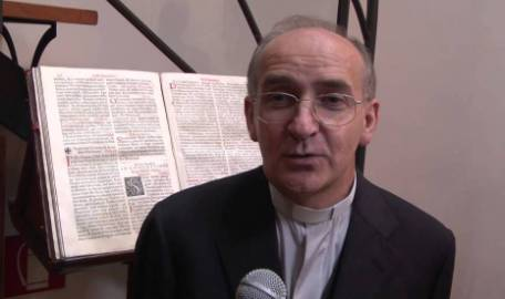 Monsignor Eugenio Zanetti