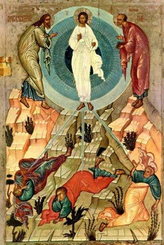 Icona della Trasfigurazione