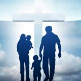 una famiglia cristiana